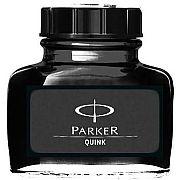 Vidro de Tinta Parker Quink Negro 57ml S0037460 (1950375)