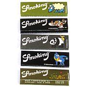 Seda Smoking Kukuxumusu Medium c/ 50 Folhas (5 livros)