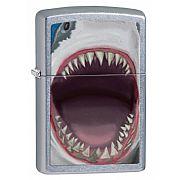 Isqueiro Zippo Original Shark Teeth 28463