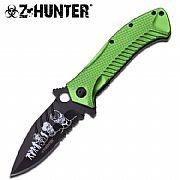 Canivete Dobrável Z Hunter Zombie ZB-085ZB