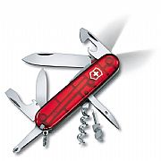 Canivete Victorinox Spartan Lite 15F Vermelho Translúcido 1.7804.T