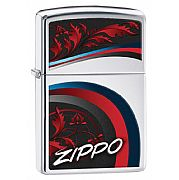 Isqueiro Zippo Original Satin and Ribbons 29415