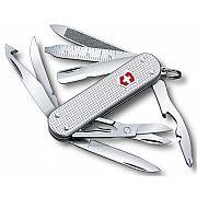 Canivete Victorinox Minichamp Alox Prata 0.6381.26
