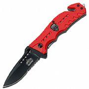 Canivete Dobrável Master Vermelho MU-A010RD