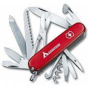 Canivete Victorinox Ranger 21 Funções Vermelho 1.3763.71