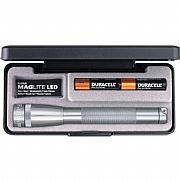 Lanterna Mini Maglite Chumbo com LED SP22097