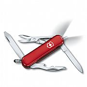 Canivete Victorinox Midnite Manager 10 Funções Vermelho 0.6366
