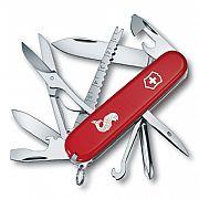 Canivete Victorinox Fisherman 17 Funções Vermelho 1.4733.72