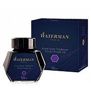 Vidro de Tinta Waterman Violeta S0110750