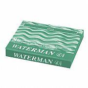 Cartucho Waterman Standard Verde c/ 8 S0110900