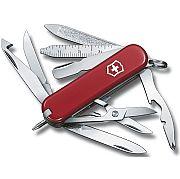 Canivete Victorinox Minichamp 16 Funções Vermelho 0.6385