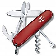 Canivete Victorinox Compact 15 Funções  Vermelho 1.3405