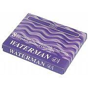 Cartucho Waterman Standard Púrpura (Violeta) c/ 8 S0110890