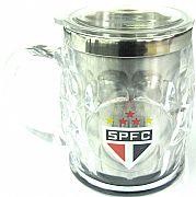 Caneca de Inox SPFC HS002