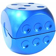 Desfiador de Fumo Metal Dado Azul