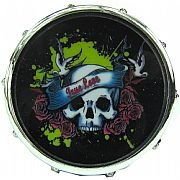 "Desfiador de Fumo Drum Set ""Caveira June Love"""