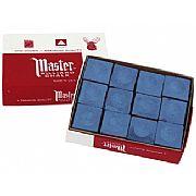 Giz Master Azul Caixa c/ 12
