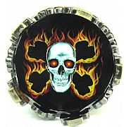 Desfiador de Fumo King Skull Grinder 1