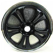 Desfiador de Fumo Spinner Wheel Preto